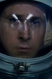 Ryan Gosling as FIRST MAN