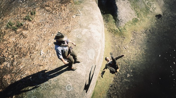 red dead redemption 2 cliff