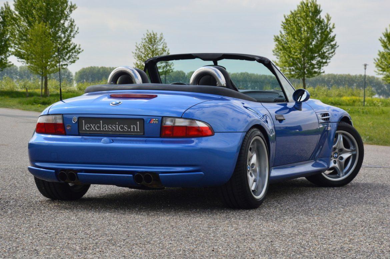 Estoril Z3 Bmw 1997 Blue