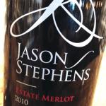 Jason Stephens 2010 Merlot