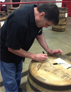 Cork and Barrel Private Selection Bourbon from the Maker's Mark Exclusive Oak Stave Barrel Program (6)