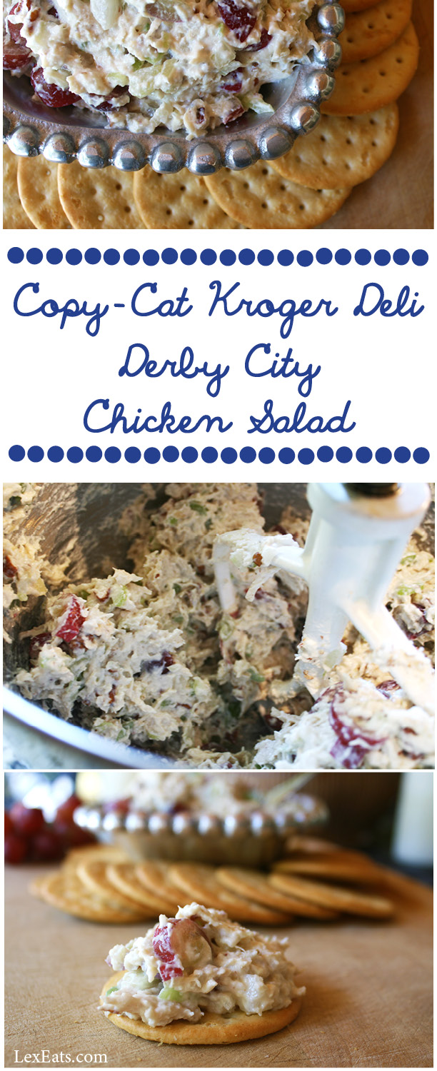 Copy-Cat Kroger Chicken Salad