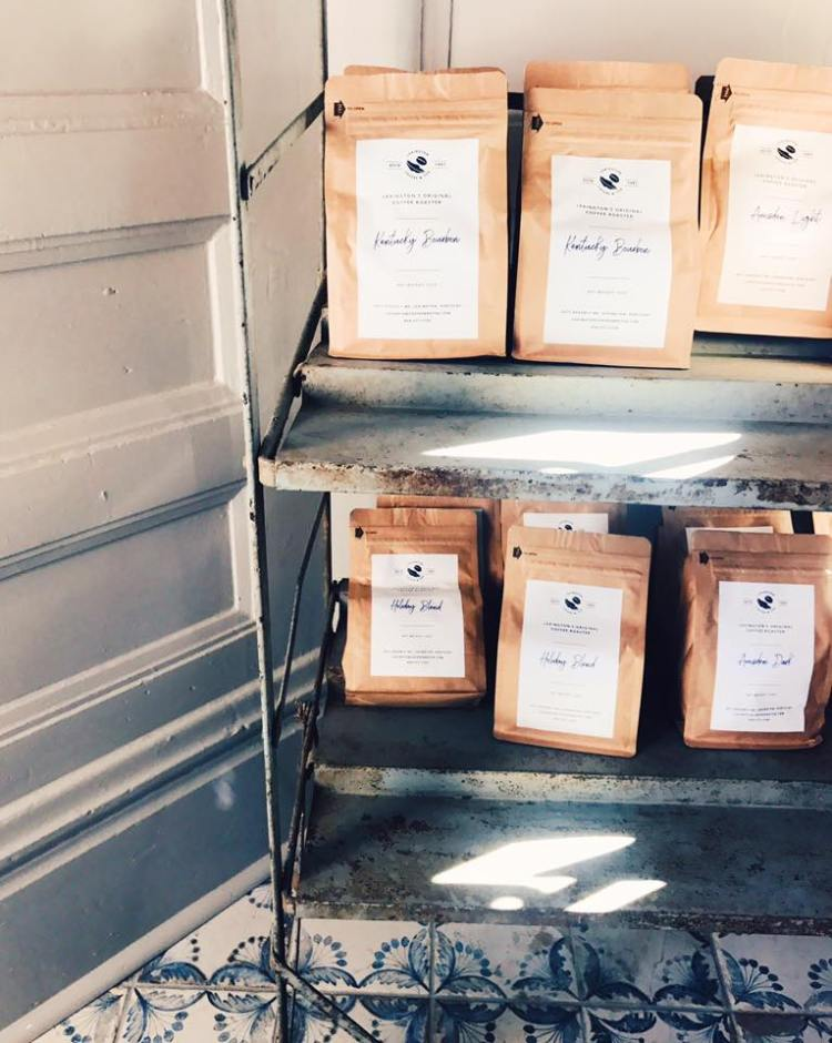 Lexington Foodie Gift Guide coffee