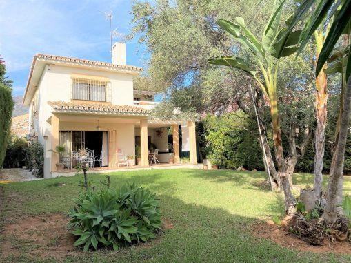 Villa Huerta Belón, Marbella Centro