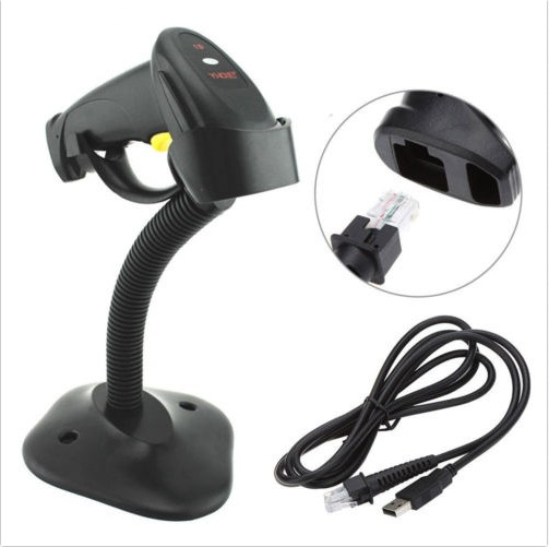 Barcode Scanner Serial RS232