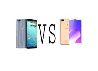 Infinix Note 5 vs Infinix Hot 6 | Specs price and features
