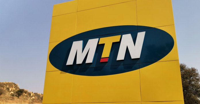 how to share data on MTN