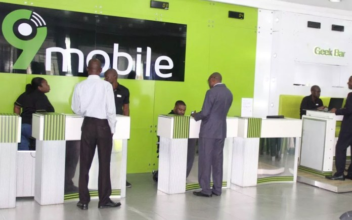 How To Link Your NIN To Your 9Mobile Line