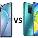 Infinix Zero 8 vs Xiaomi Redmi Note 9