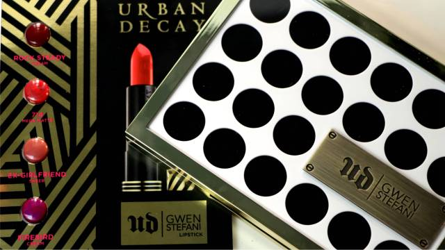 Palette Gwen Stefani Urban Decay Packaging