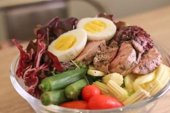 uMEAL 優膳糧 | 低醣美味新選擇,信義區低卡飽足沙拉,雙北一個就外送!增肌減脂、血糖控制好幫手
