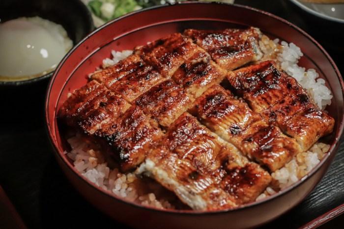 台北中山鰻魚飯 濱松屋鰻魚飯,老牌鰻魚飯,現殺活鰻四吃有特色!
