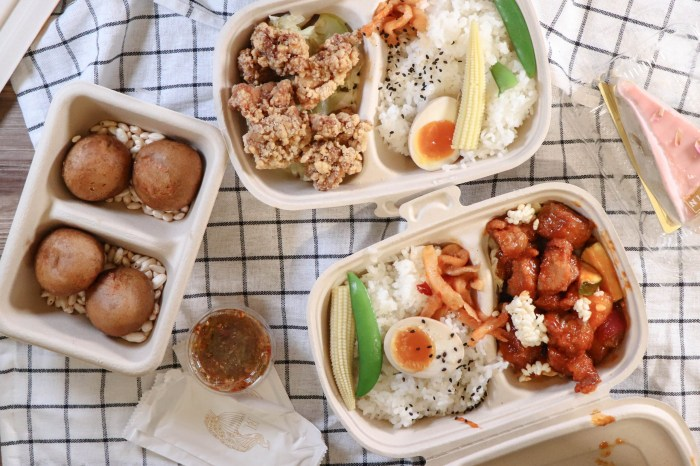 永心鳳茶(菜單)$150外帶便當一樣讚!主菜超美味,必加點流沙芋泥丸/千層蛋糕