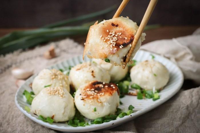 良品開飯|上海生煎包 皮脆肉多汁,完美重現夜市美味!冷凍宅配懶人美食