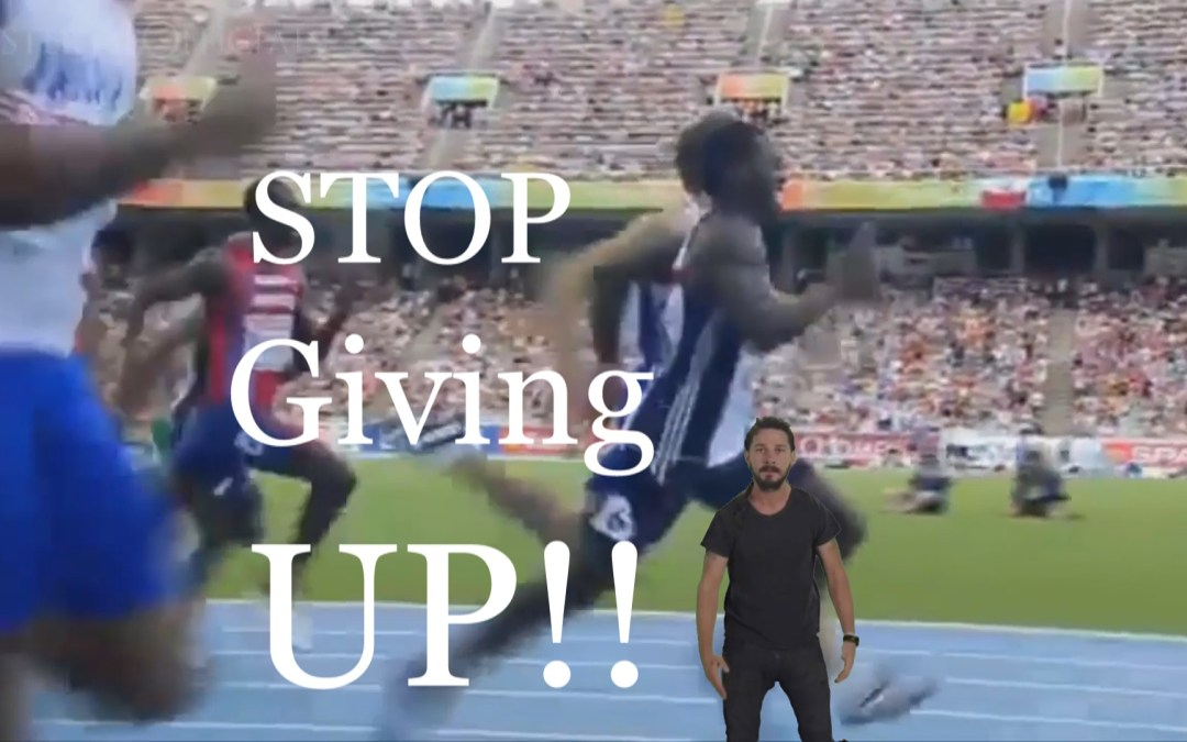 BETAs Just Do IT!