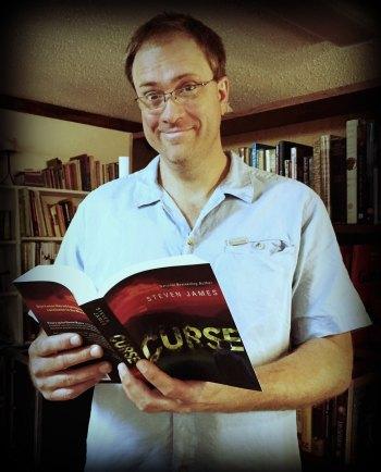 Best-selling author Steven James