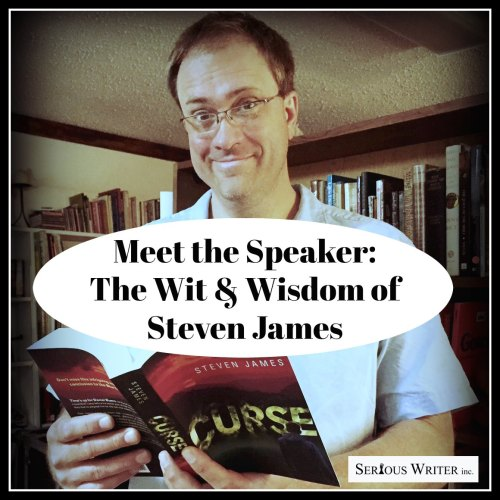 Author Steven James Interview