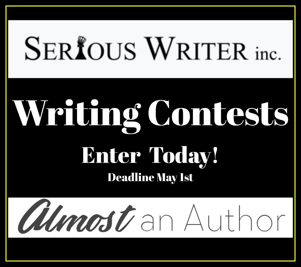 Serious Writer and Almost An Author Writing Contests 2018 via LexingtonWordWeavers.com