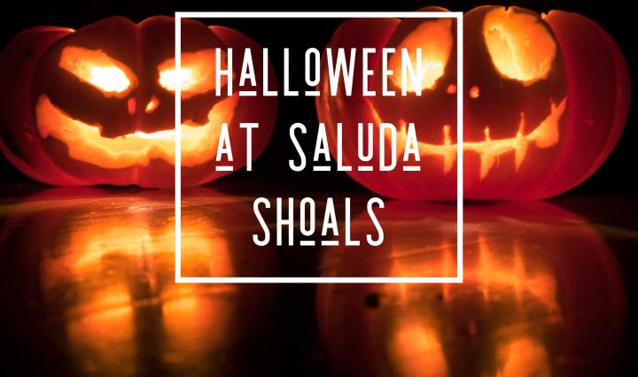 Halloween at Saluda Shoals