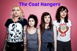 705 Coathangers band