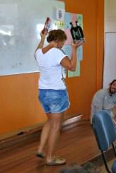 vera happy dance