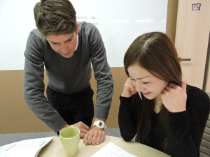 Lexis Japan - English Classes - Ian 1