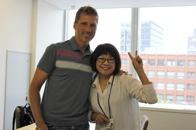 Lexis Japan - We will miss you Jon san!
