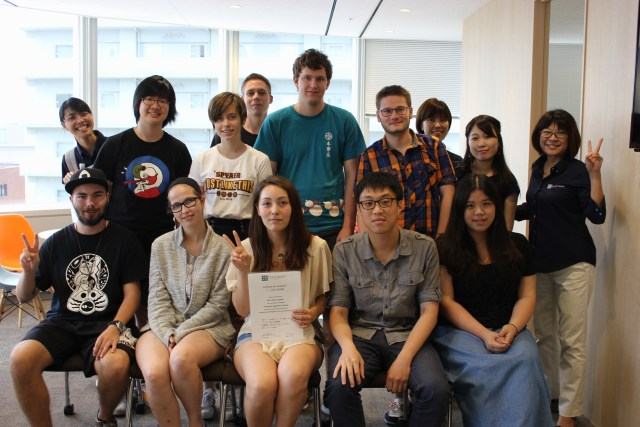 Lexis Japan 29072016 Finishers 2