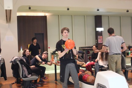 Lexis Japan Sacha Bowling night 2