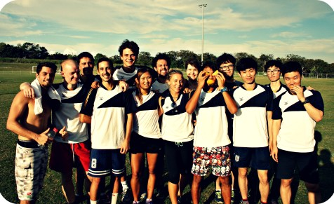 Noosa team