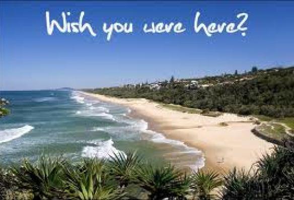 Sunshien beach