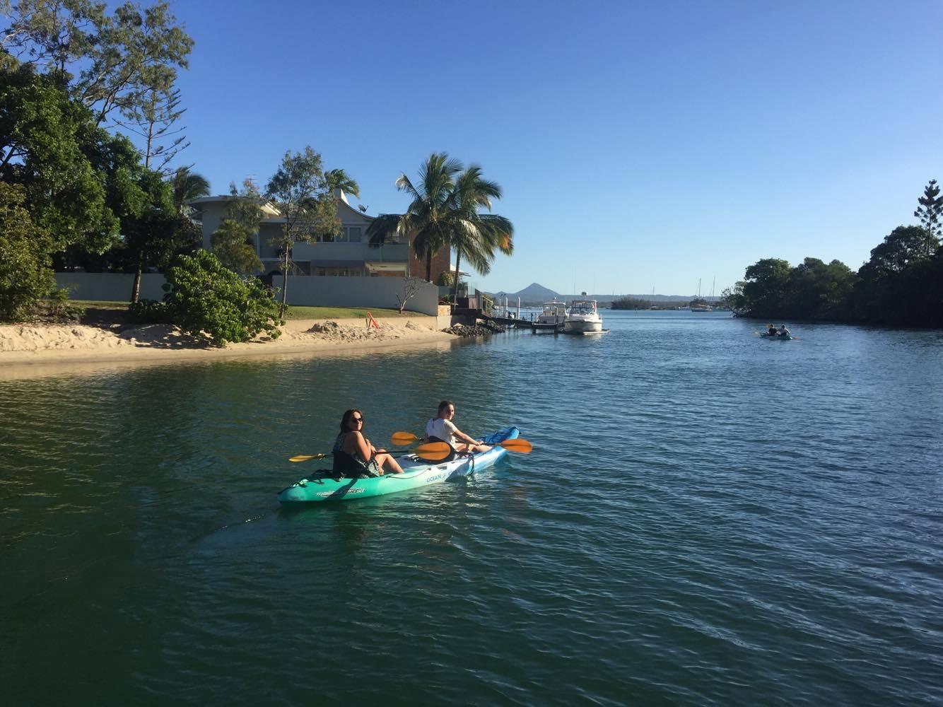 Kayaking 2jun6