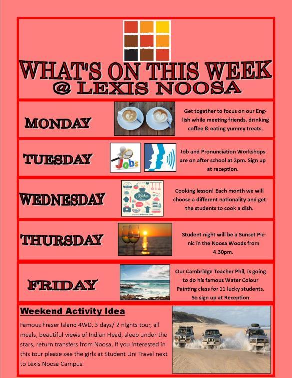 Poster Week 3