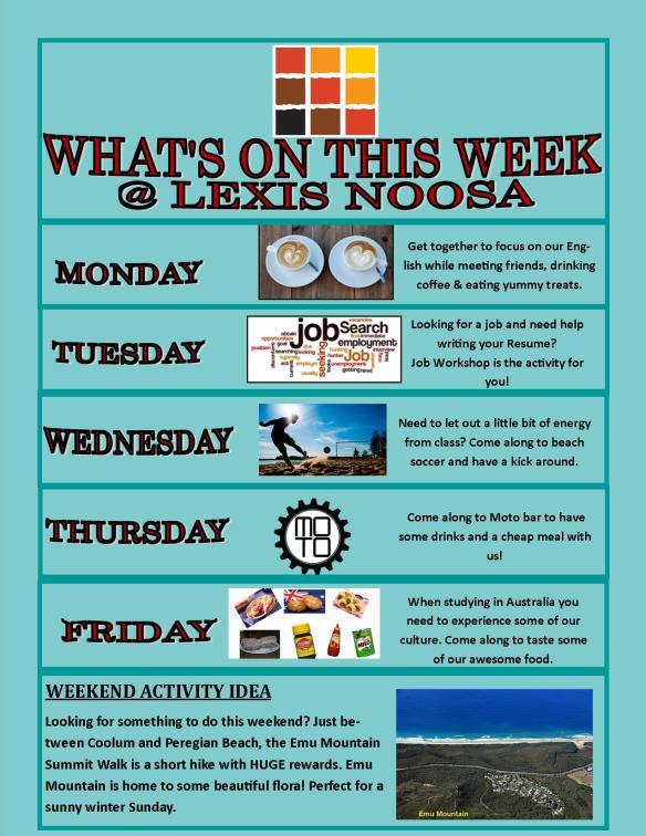 Job Workshop | Lexis | Noosa Blog