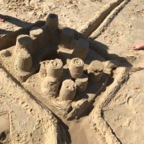 Winners Sandcastle