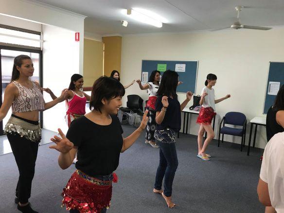 belly dancing 2
