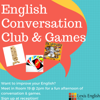 EnglishConversation Club