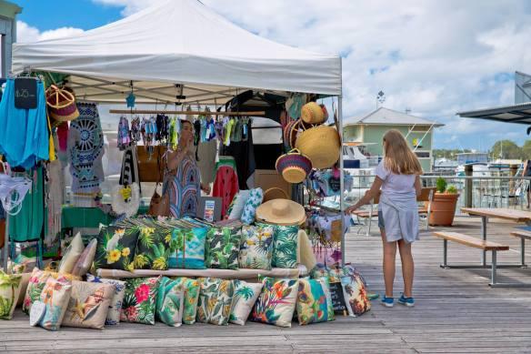 Noosa Marina Markets
