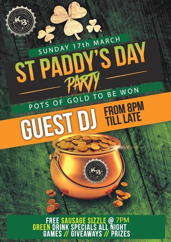 St Paddys
