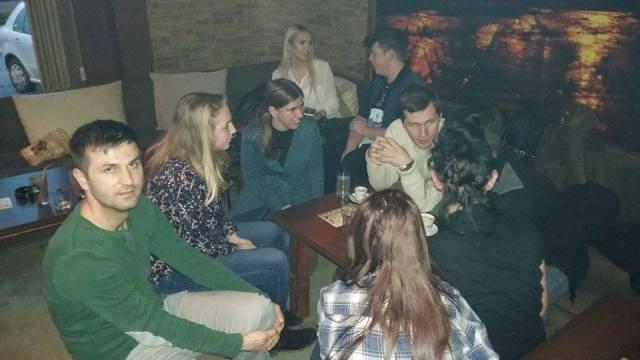 Zenica conversation club.