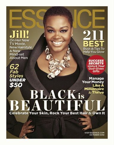 Jill Scott Covers October Essence With New Big Chop + Other Magazine Covers
