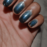 Monday Mani Muse- Dark Gradient