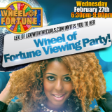 Save The Date: Watch Me On Wheel Of Fortune 2/27
