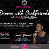 ATL- Join Kinky, Curly, Coily Me For Dinner With Curl Friends