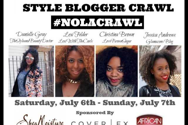 #NOLACrawl Essence Festival Schedule