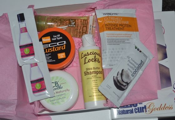 Curl Kit Review- August Box