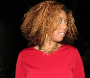 Hair Of The Weekend: Twist Out Using EDEN BodyWorks Coconut Shea