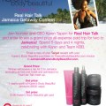 KBB Real Hair Talk Jamaica Getaway Contest