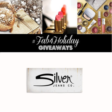 Day 17: Win A Pair Of Silver Jeans