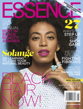 Solange, Ledisi, & Erykah Badu Cover Essence Black Beauty Awards May 2014